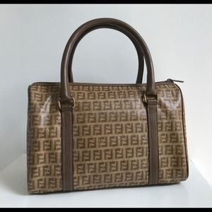 666030fb1d Fendi Bags -  RARE  From Rome-Vintage FENDI Speedy